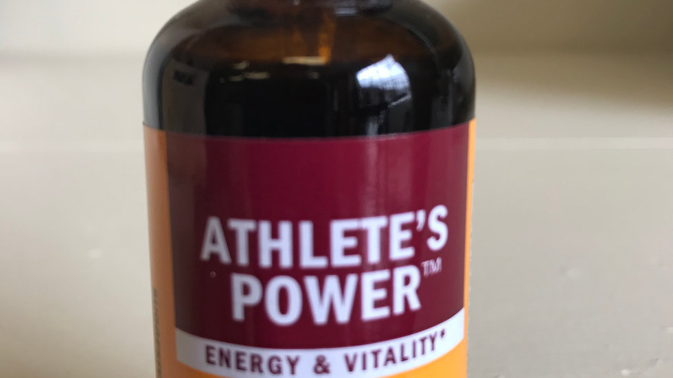 Athlete's Power