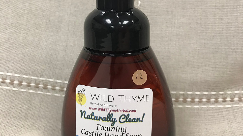 Clean & Sparkling Foaming Hand Soap