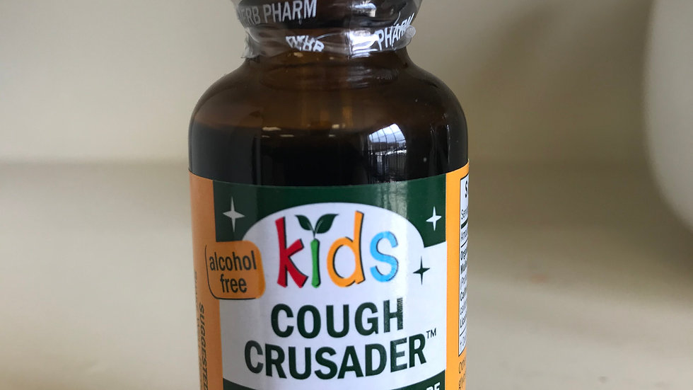 Kids Cough Crusader