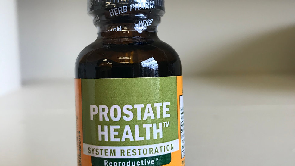 Prostrate Health