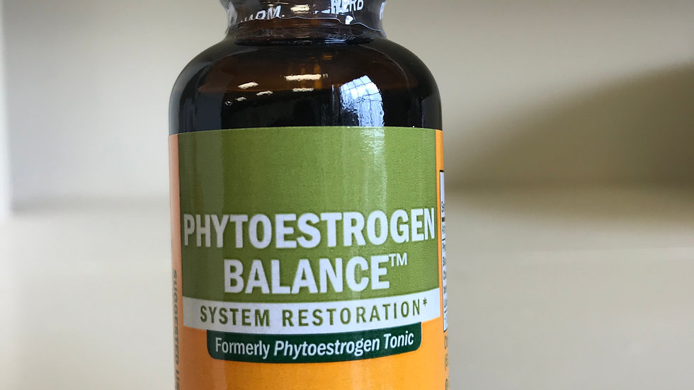 Phytoestrogen Balance