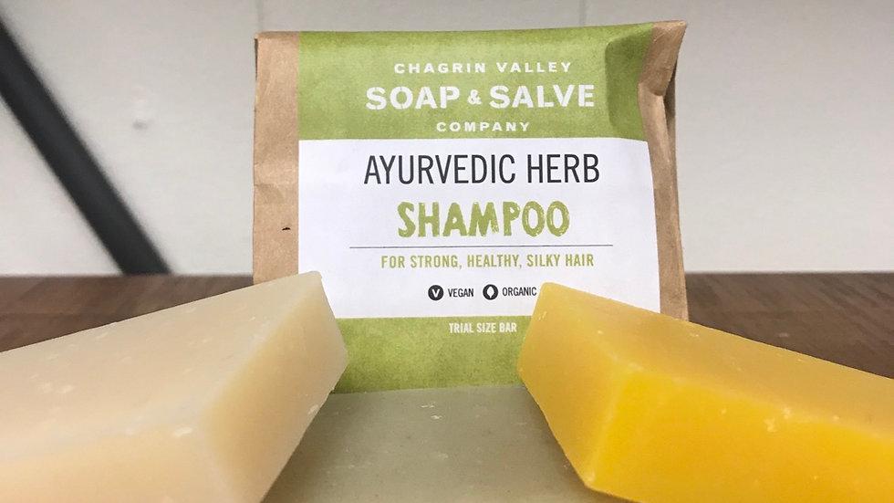 Trial Size Shampoo