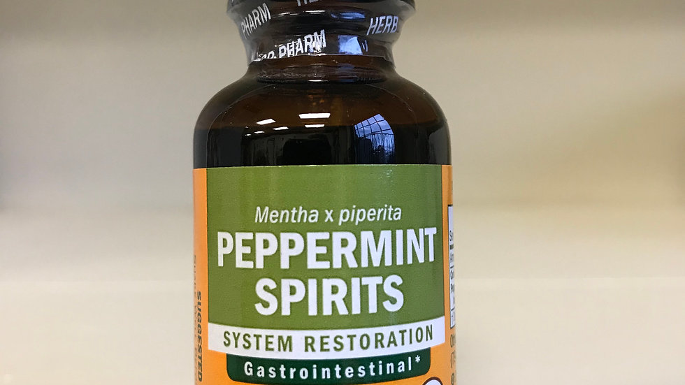 Peppermint Spirits