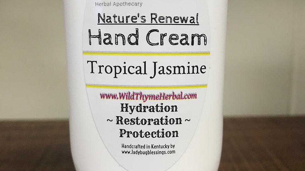 Hand Cream: Tropical Jasmine