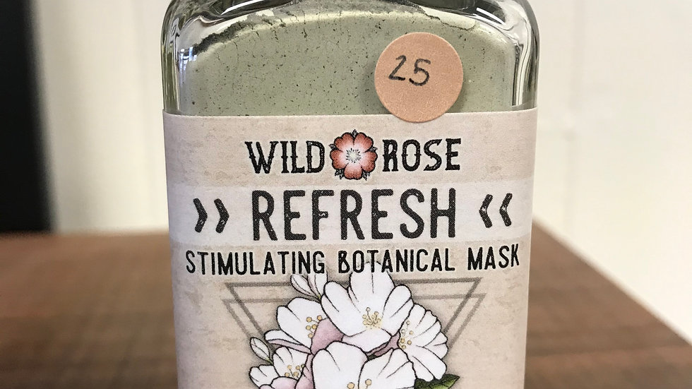 Stimulating Botanical Face Mask: Refresh