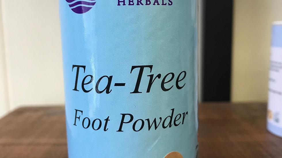 Tea-Tree Foot Powder