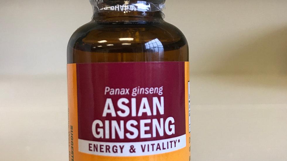 Ginseng, Asian