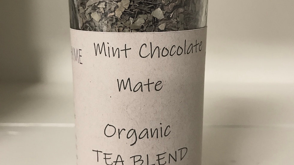 Mint Chocolate Mate