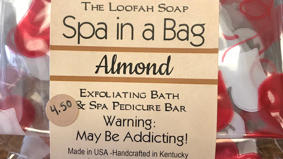 Spa in a Bag: Almond