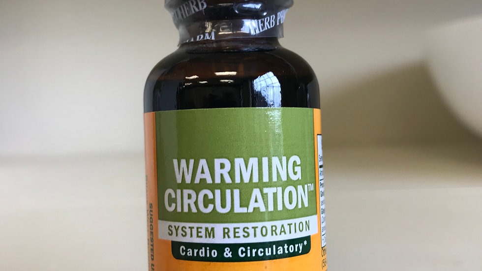 Warming Circulation