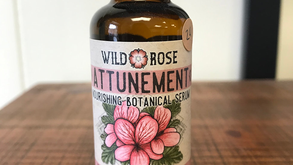 Attunement Facial Serum