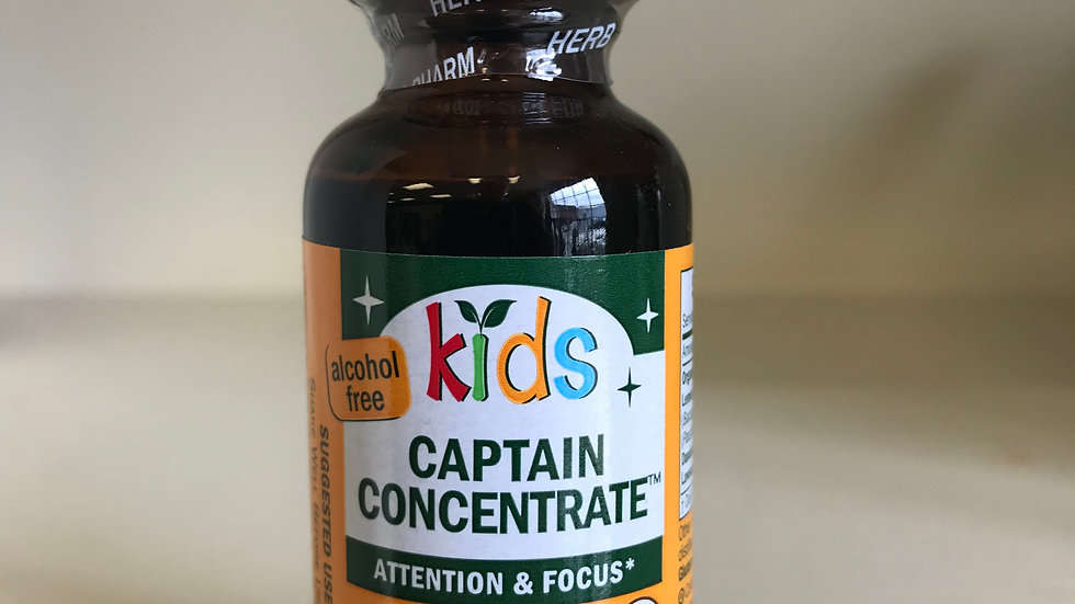 Kids Captain Concentrate