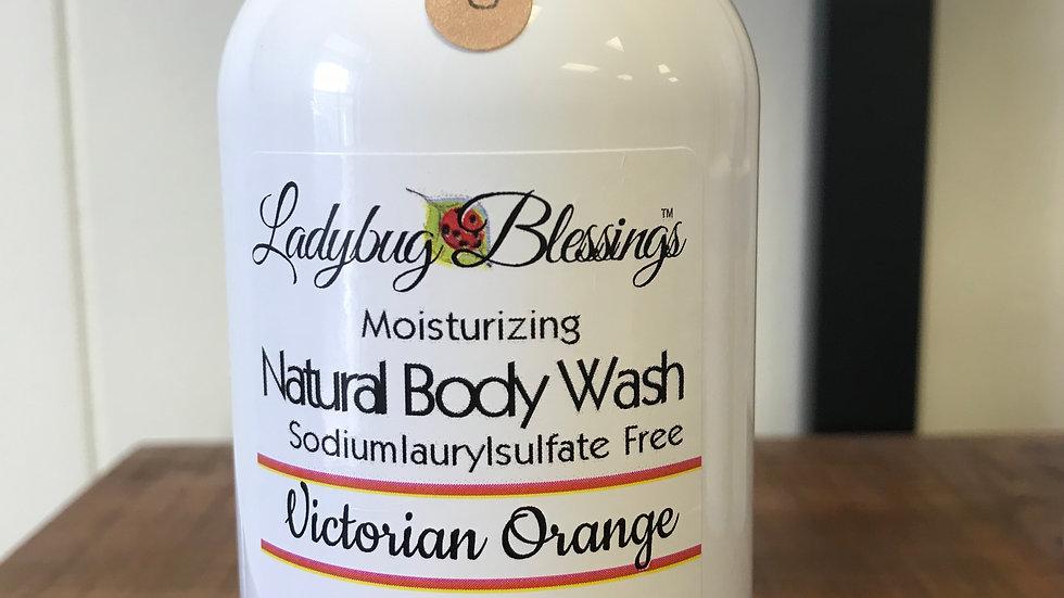 Victorian Orange Body Wash