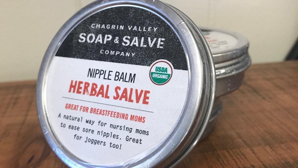 Nipple Balm Herbal Salve
