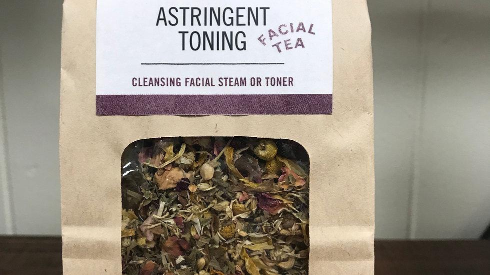 Astringent Toning Facial Tea