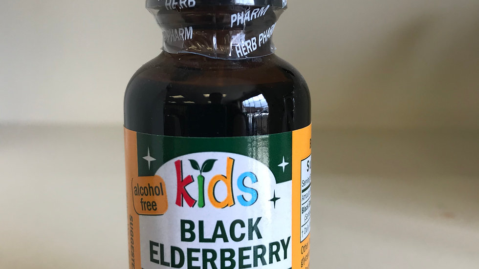Kids Elderberry