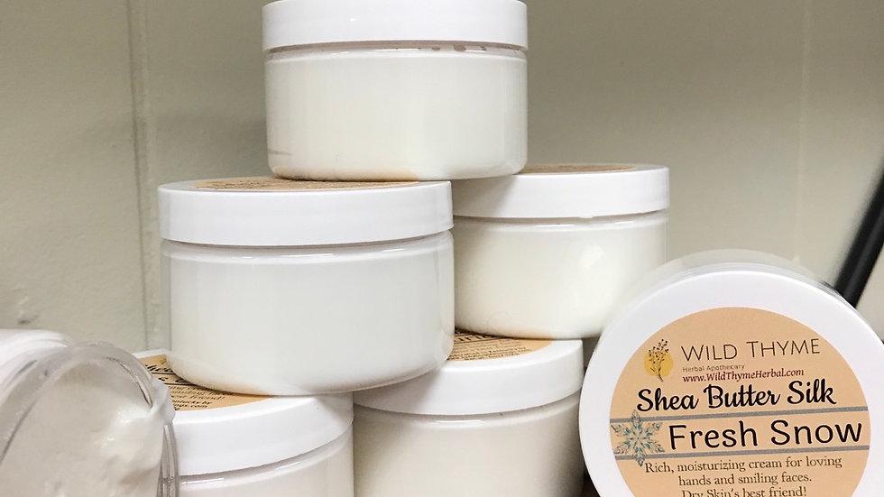 Shea Butter Silk Lotion
