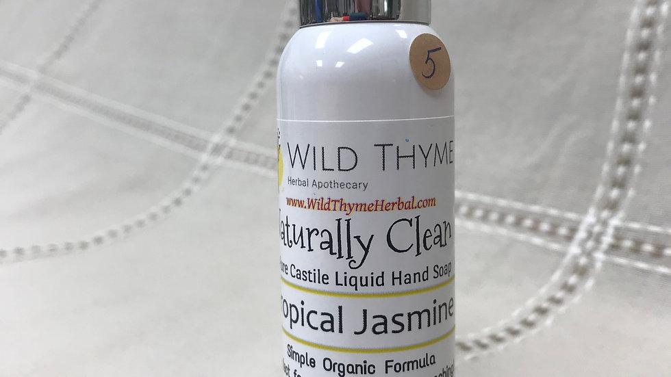 Tropical Jasmine Liquid Hand Soap