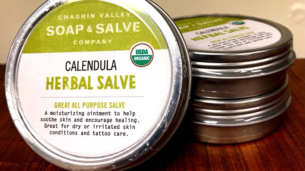 Calendula Herbal Salve