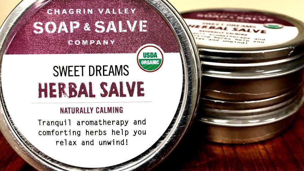 Sweet Dreams Herbal Salve