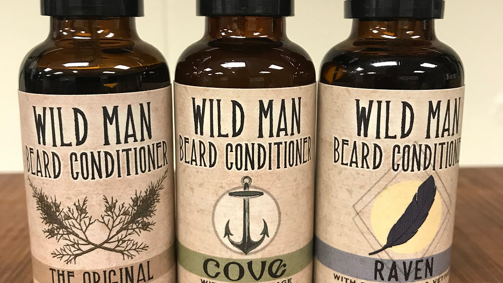 Wild Man Beard Conditioner