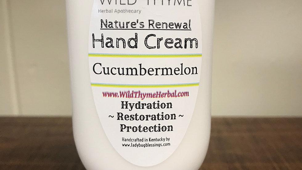 Hand Cream Cucmbermelon