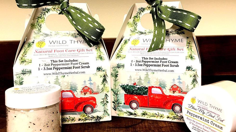 Natural Food Care Gift Set