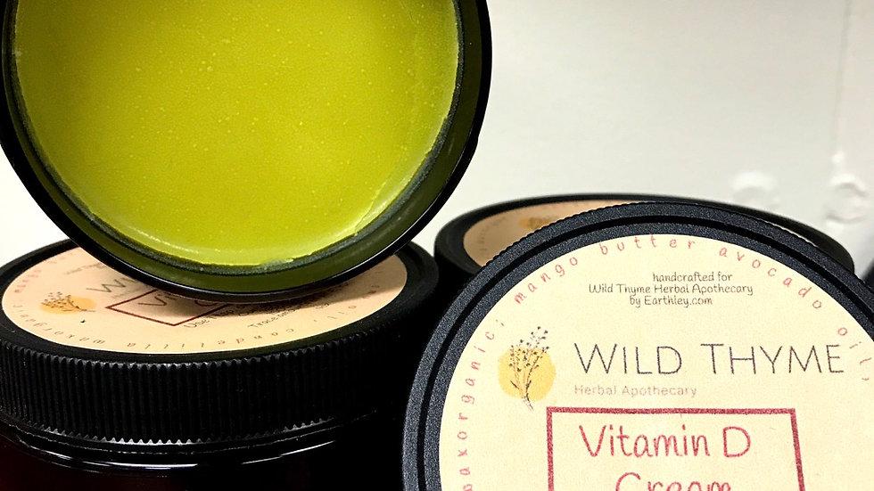 Vitamin D Cream