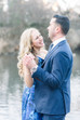 Central Park Engagement {Allie + David}