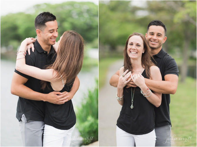 Courtney + Camilo {Engaged} Argyle Lake Engagement | Babylon, NY