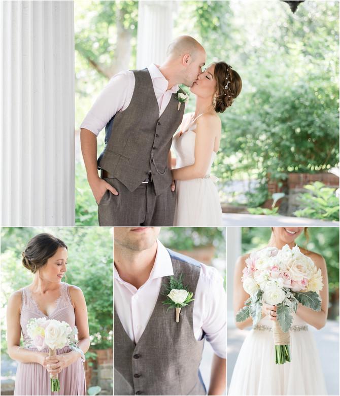 FEAST at Round Hill Wedding | Washingtonville NY {Daniele + Matt}