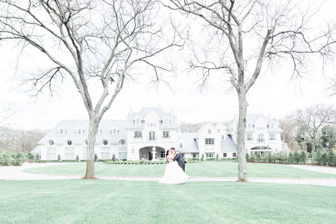 Park Chateau Wedding | East Brunswick, New Jersey {Alicia + Lenny}