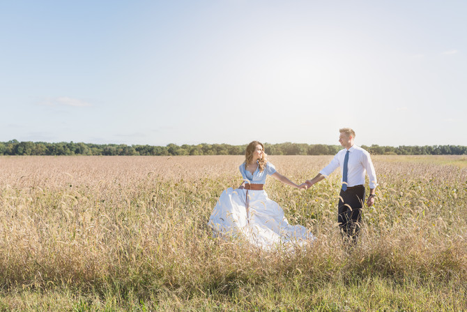 PUBLISHED! Floral Filled Styled Shoot