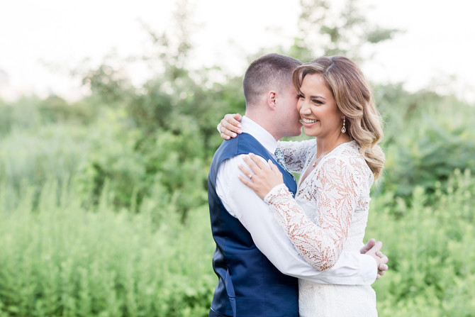 Liberty State Park Engagement Session {Marisa + Dan}