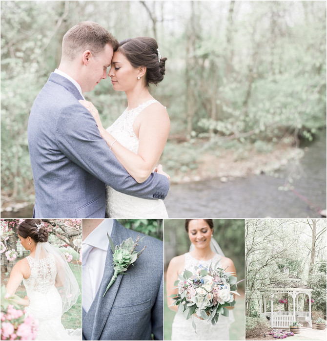 The Grain House at the Olde Mill Inn | Basking Ridge, New Jersey {Lisa + Ken}
