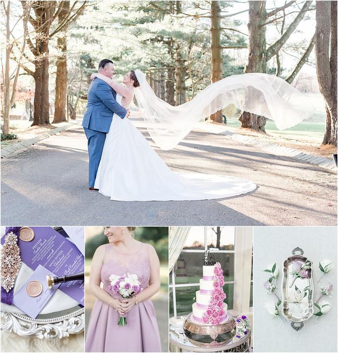 The Ashford Estate Fall Wedding | Allentown, New Jersey {Lara & KC}