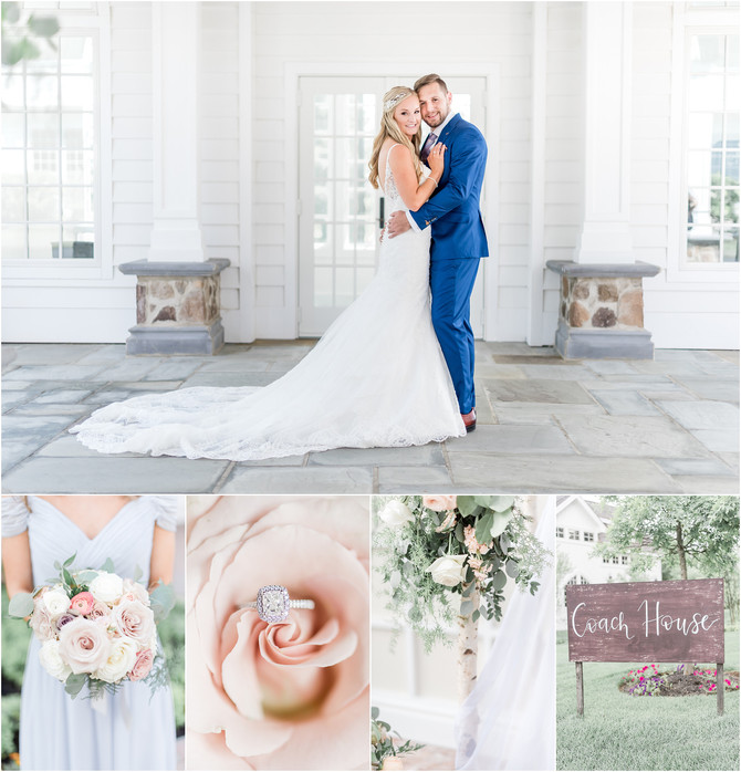 Ryland Inn Wedding | Whitehouse Station, New Jersey {Liz + Joe}