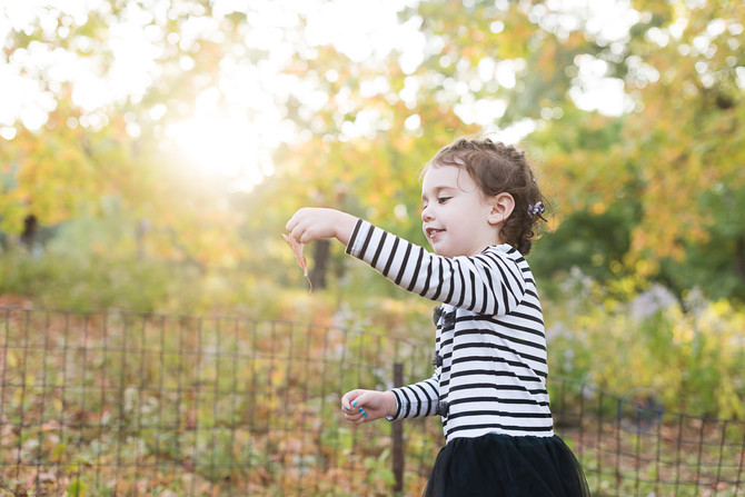 The Shea Family {Fall Family Lifestyle} Central Park, NY