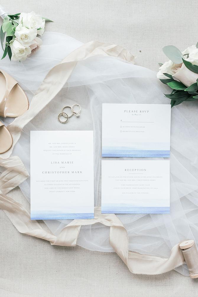 Port Washington Yacht Club | Long Island, NY {Lisa + Chris} Married!
