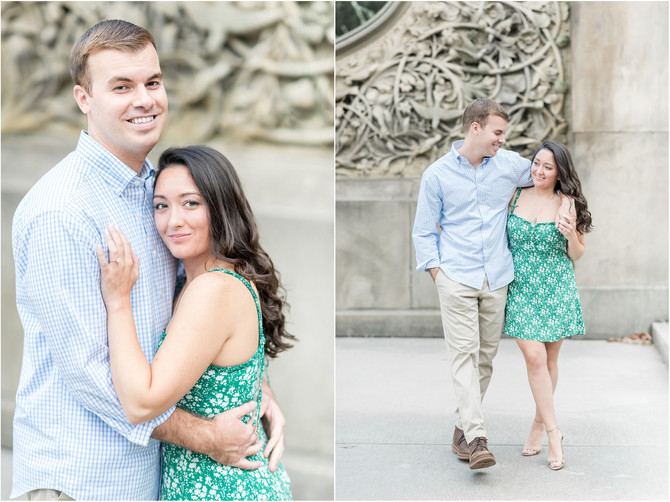 Central Park Engagement {Michele + Matt}