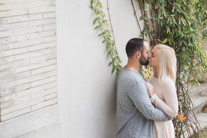 Briana + Drew {Engaged}! Untermyer Park, NY