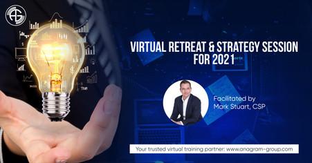 virtual strategy session facilitator singapore