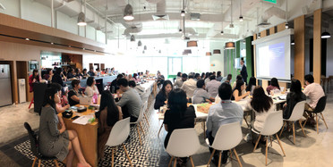 lunch and learn singapore