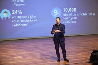 Innovation Keynote Speaker Singapore