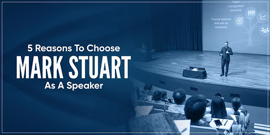 5 reasons to book me as your speaker