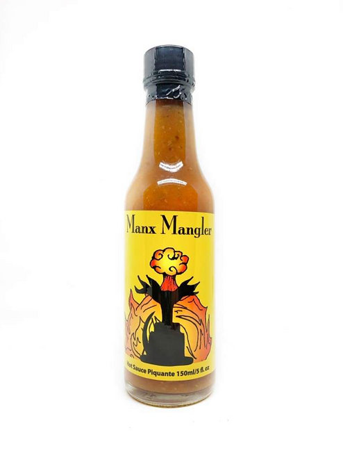 Meow! That's Hot Manx Mangler