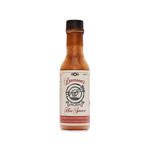 Dawson's Sichuan Ghost Pepper Hot Sauce
