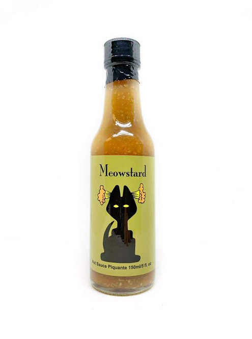 Meow! That's Hot Meowstard