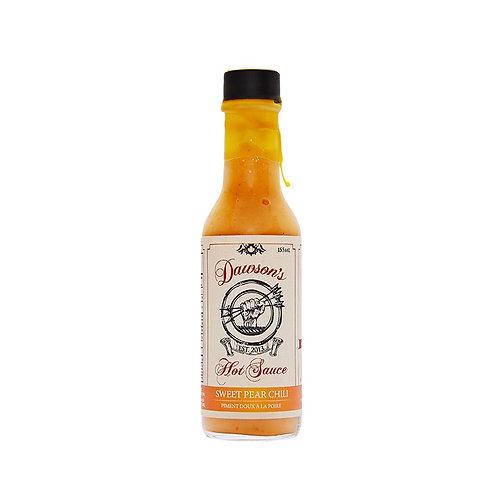 Dawson's Sweet Pear Chili Hot Sauce