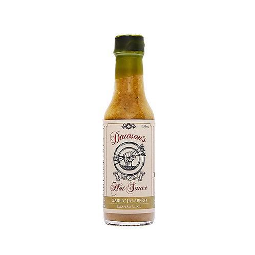 Dawson's Garlic Jalapeno Hot Sauce